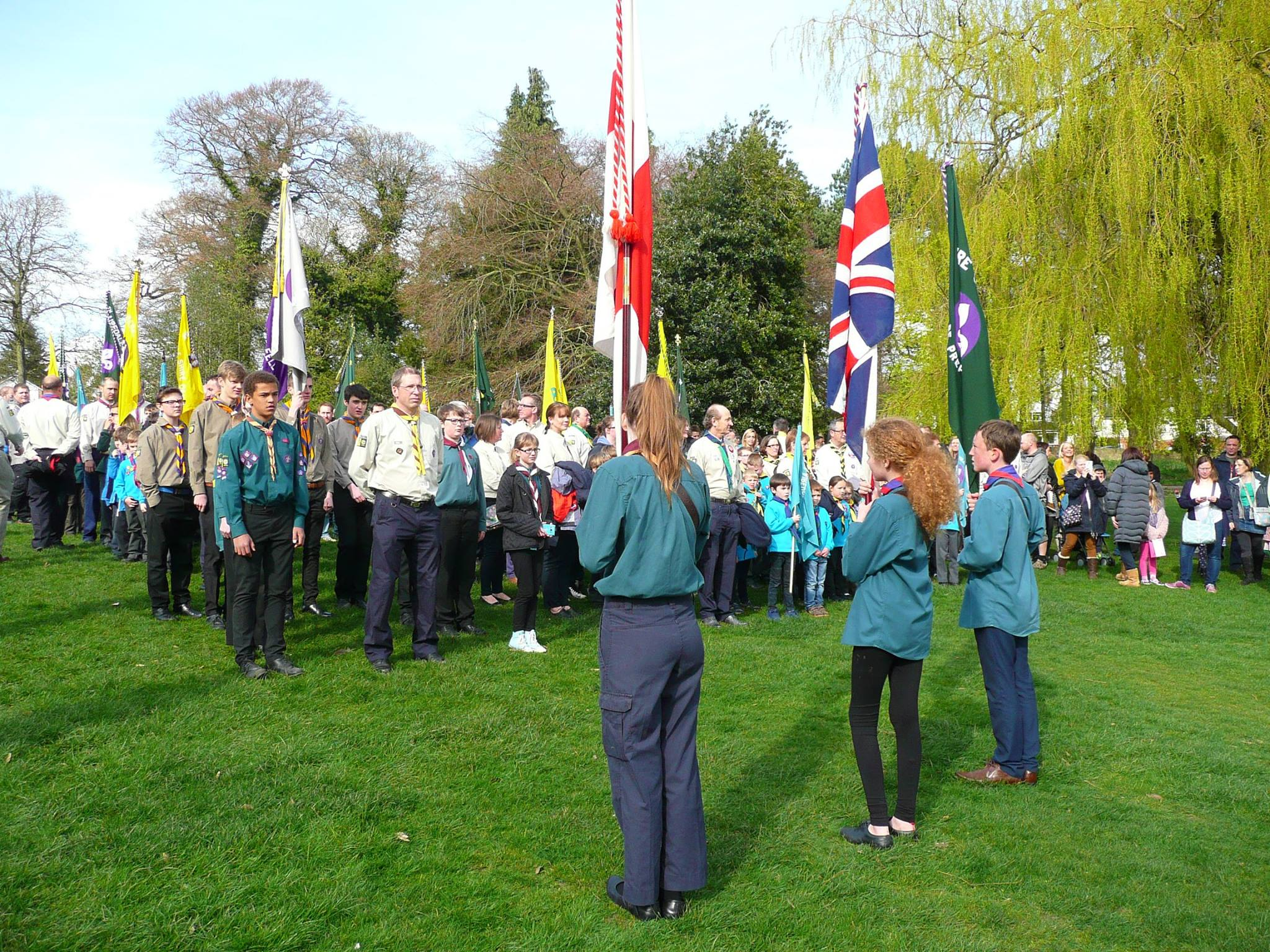 Shire Oak District Scouts