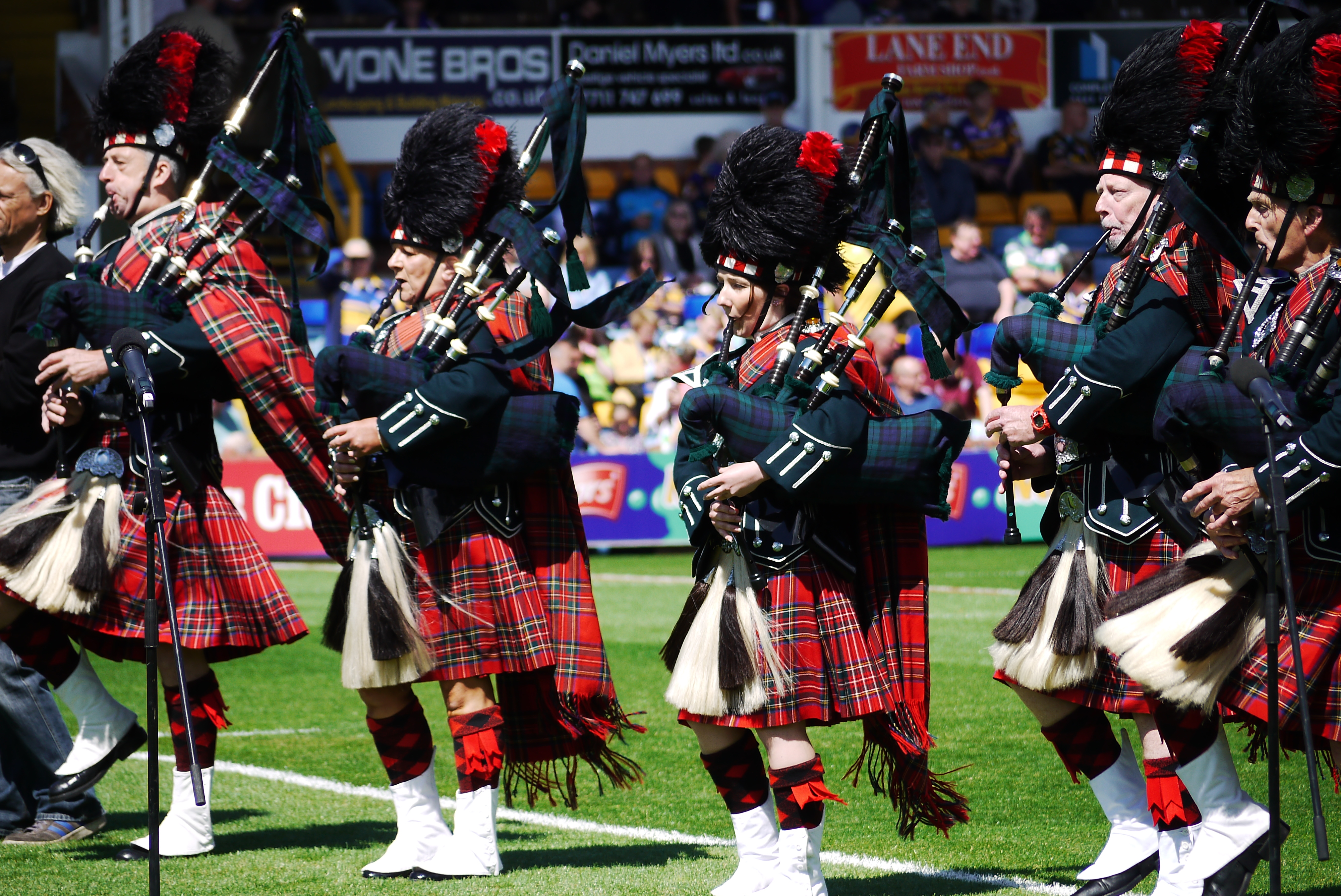 The City of Leeds Pipeband